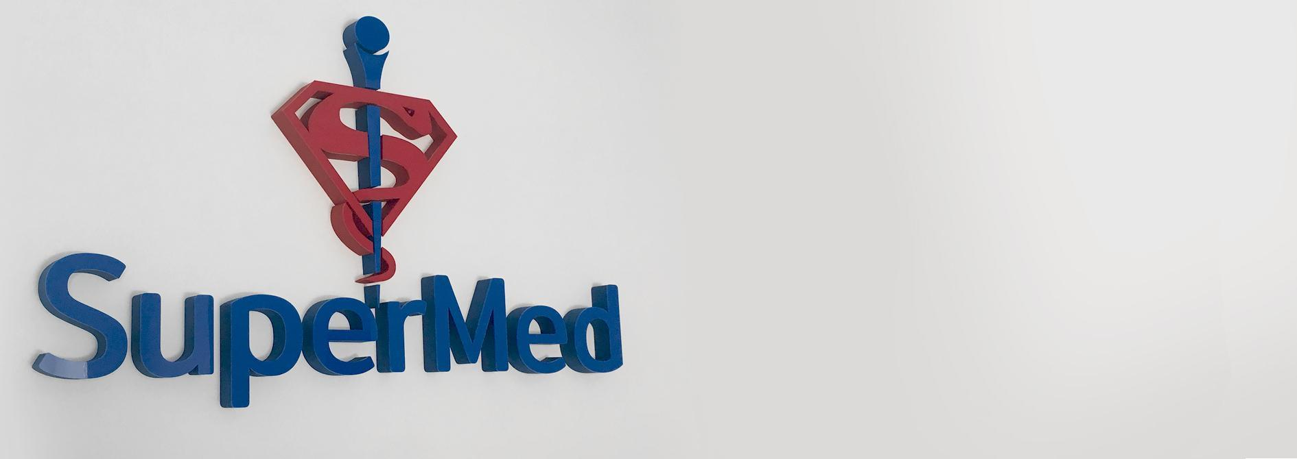 Supermed logo